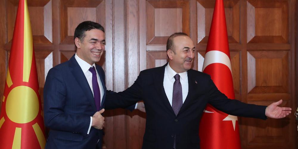 Πως ο Σκοπιανός Ντιμιτρόφ φλερτάρει με την Τουρκία