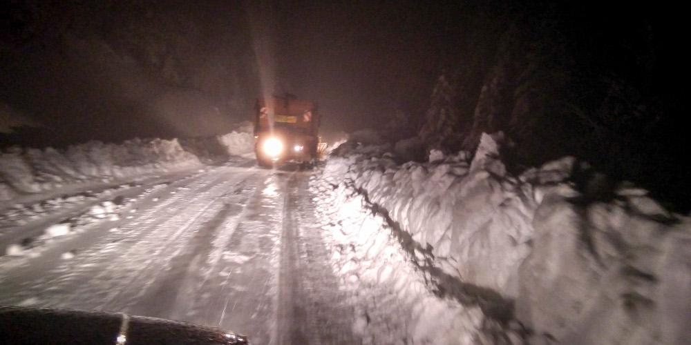 Πρόγνωση καιρού: Χιόνια στα βόρεια προάστια της Αττικής την Κυριακή - Πάνω από 140 χλμ οι ριπές των ανέμων