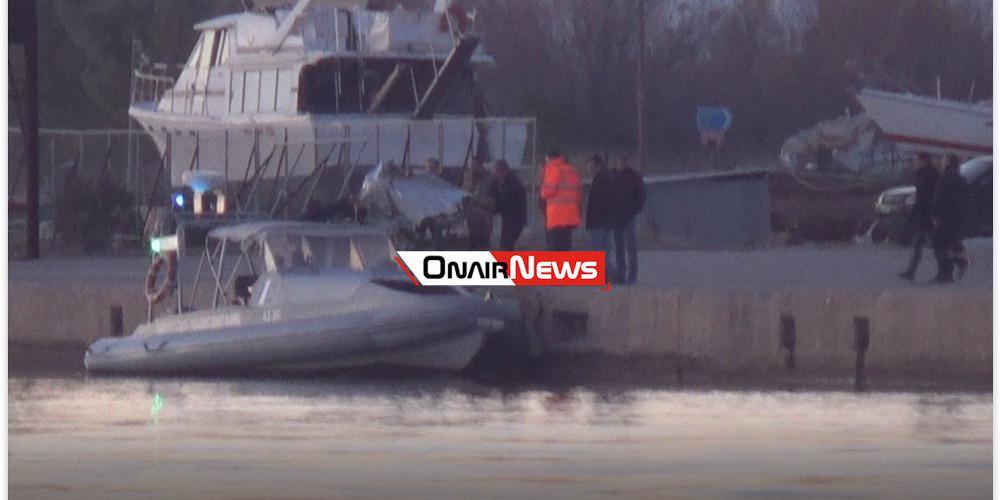 Βρέθηκε τμήμα από το αεροσκάφος που έπεσε στο Μεσολόγγι [εικόνες]