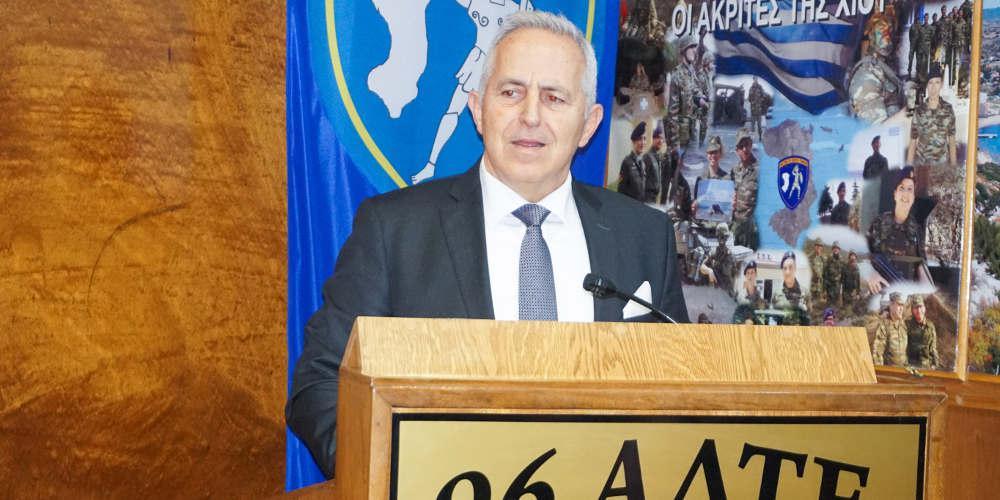 Τι λέει ο Αποστολάκης για τις ΗΠΑ και την επίθεση Καμμένου