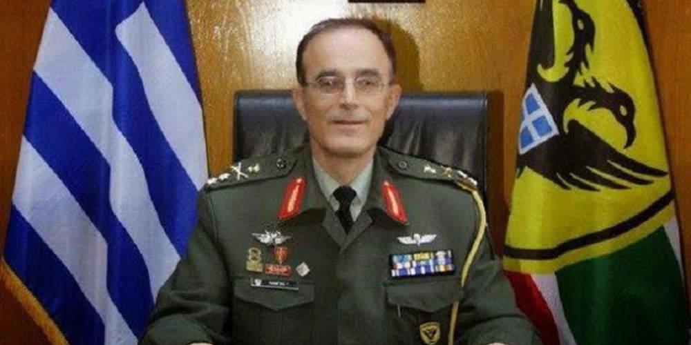 Νέα αδιαθεσία αισθάνθηκε ο νέος αρχηγός του ΓΕΣ Γεώργιος Καμπάς [βίντεο]