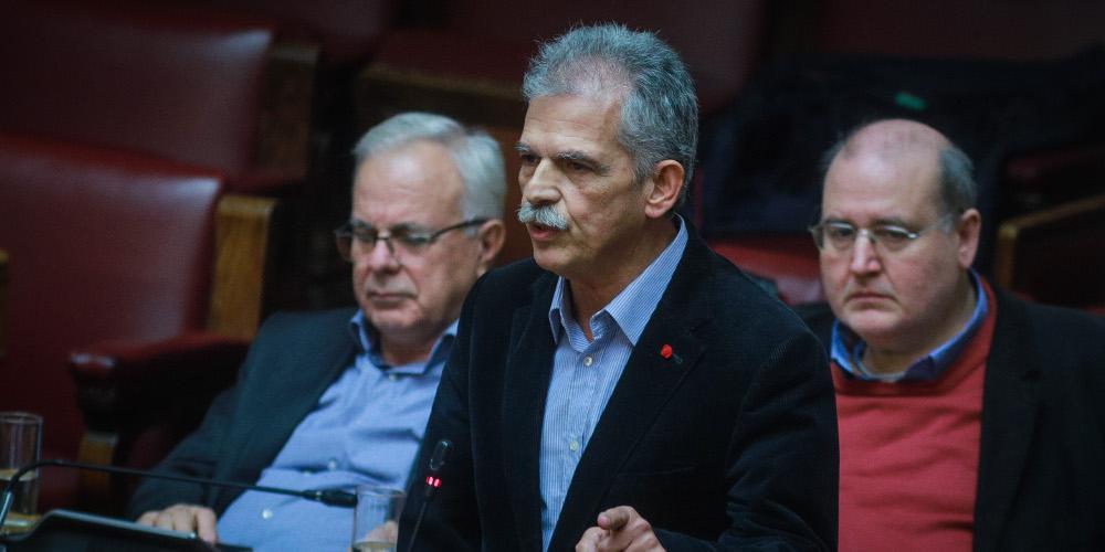 Όρκος πίστης στον ΣΥΡΙΖΑ από Δανέλλη: Προτιμώ την ευρωβουλή αλλά δεν ρισκάρω την πλειοψηφία