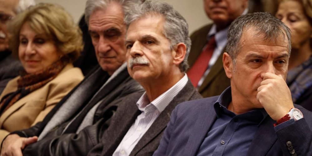 Δανέλλης: Επρεπε να φύγω από το Ποτάμι μετά το συνέδριο