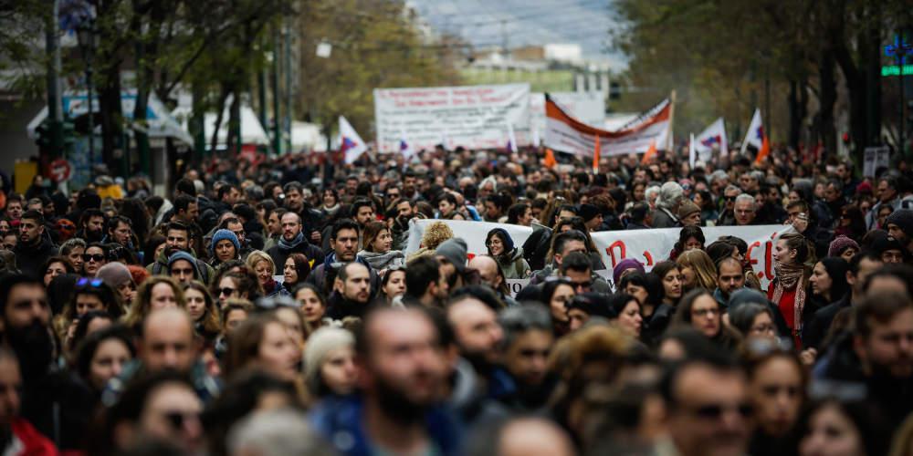 Σε νέα 24ωρη απεργία καλούν οι εκπαιδευτικοί την Πέμπτη