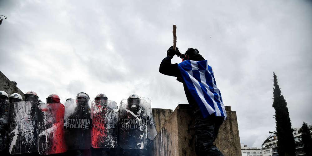 Μήνυση από την Παμμακεδονική Συνομοσπονδία: Οι κουκουλοφόροι ήταν στο σχέδιο