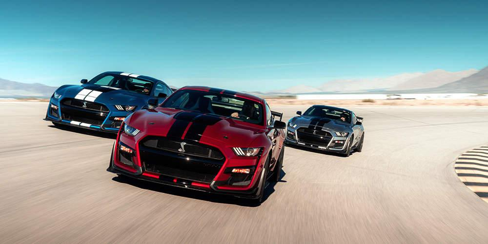 Shelby GT500: Η πιο δυνατή Mustang μέχρι σήμερα