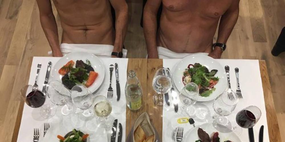 Τέλος η... γύμνια: Κλείνει το εστιατόριο γυμνιστών στο Παρίσι [βίντεο]