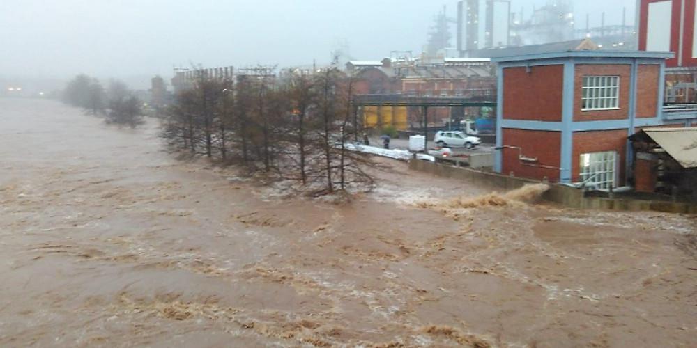 Τέσσερις νεκροί από τις πλημμύρες στις Αστούριες της Ισπανίας