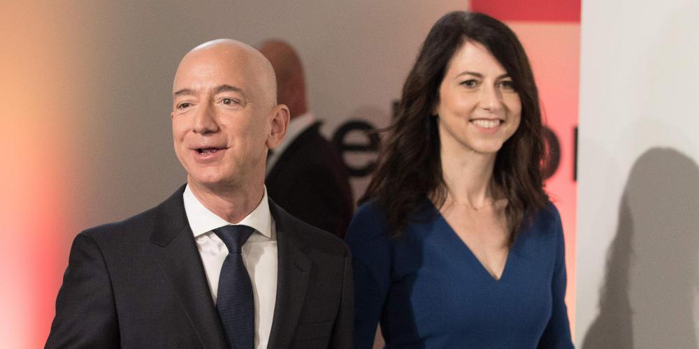 Οριστικό: Βγήκε το διαζύγιο του Mr Amazon, Τζεφ Μπέζος – Τι θα γίνει με την αμύθητη περιουσία