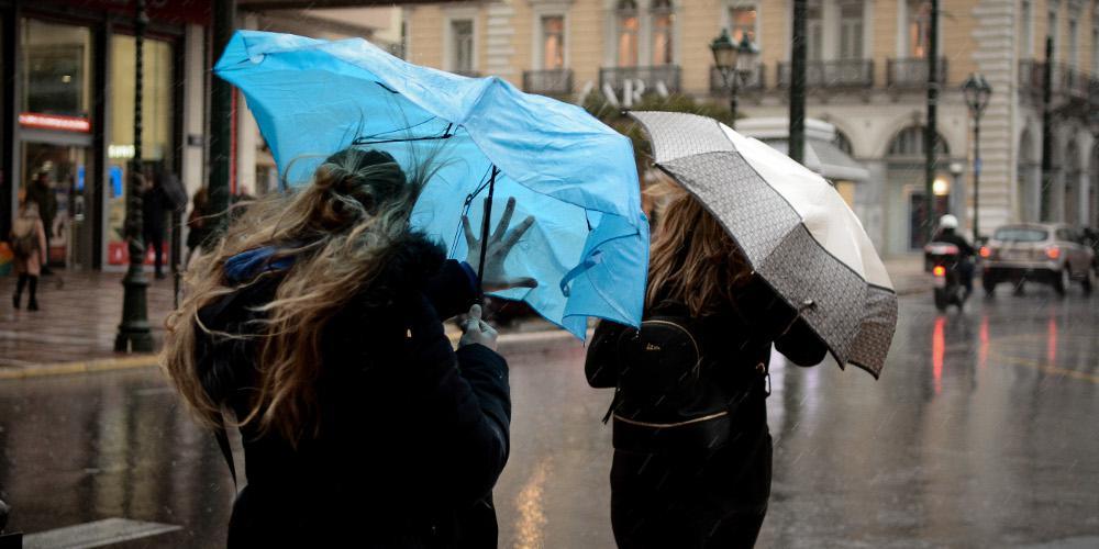 Καιρός: Βροχές και σήμερα Κυριακή των Βαΐων - Πού θα βρέξει