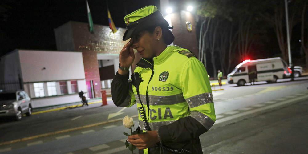 Τραγωδία στην Κολομβία: 21 νεκροί από βομβιστική επίθεση στη Μπογοτά