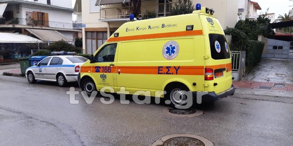 Σοκ στην Λαμία: Νεκρός βρέθηκε 36χρονος μέσα στο διαμέρισμά του