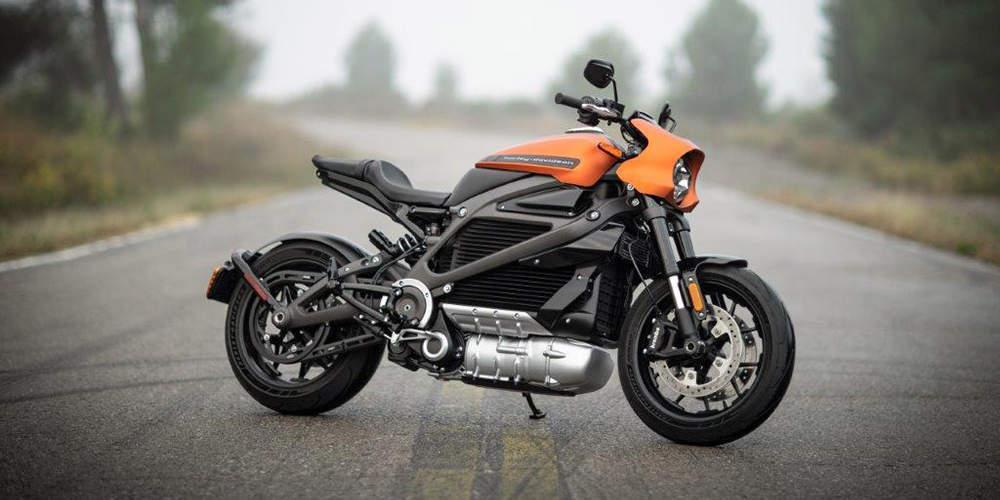 LiveWire: Η πρώτη ηλεκτρική μοτοσικλέτα της Harley-Davidson