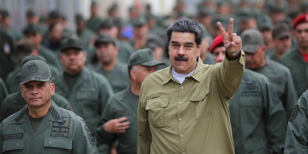 Χάους συνέχεια στην Βενεζουέλα: Ο Μαδούρο πουλά χρυσό στους ξένους και οι ΗΠΑ προειδοποιούν για συνέπειες