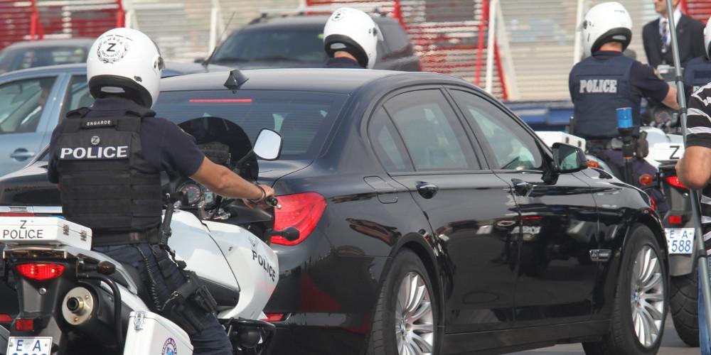 «Φρούριο» η Αθήνα λόγω Μέρκελ - Επί ποδός πάνω από 2000 αστυνομικοί