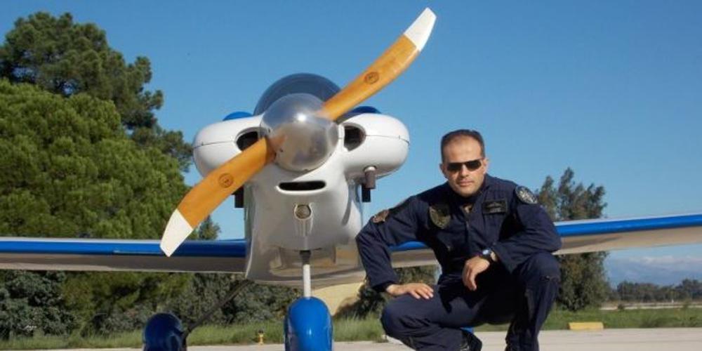 Εντοπίστηκε η σορός του πιλότου και το αεροσκάφος που κατέπεσε στο Μεσολόγγι
