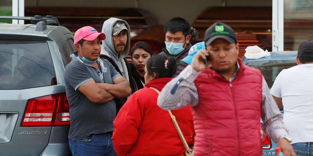 Τουλάχιστον 71 νεκροί από πυρκαγιά σε πετρελαιαγωγό στο Μεξικό