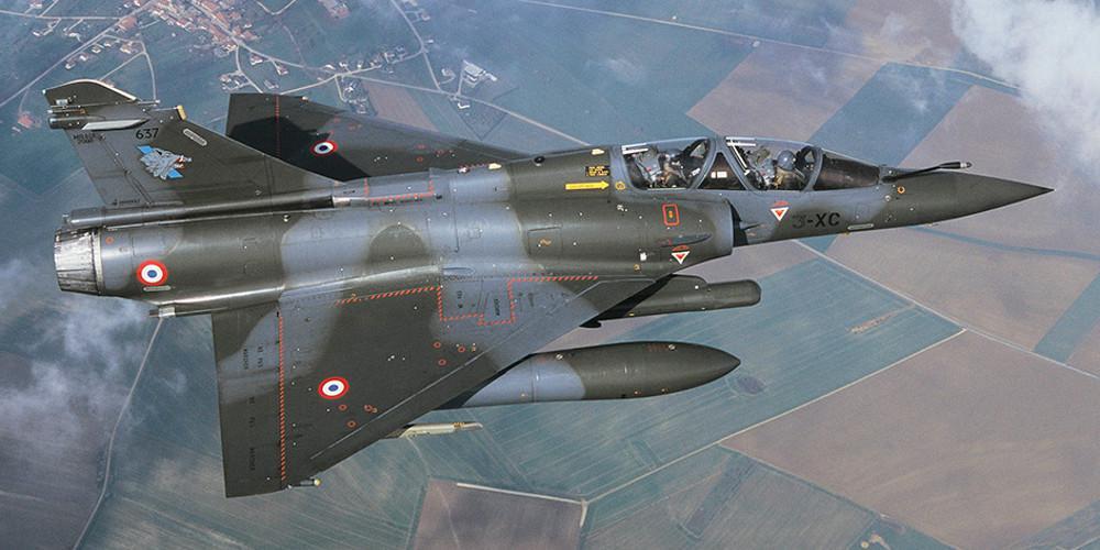 Νεκροί οι δύο πιλότοι του Mirage 2000 που συνετρίβη στη Γαλλία