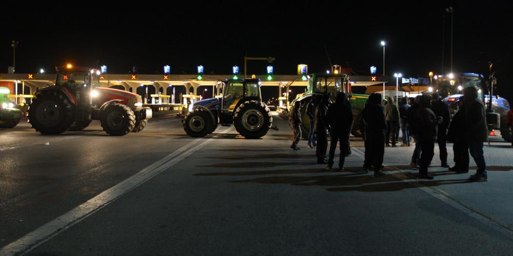 Έρχονται αγροτικά μπλόκα στη Θεσσαλία