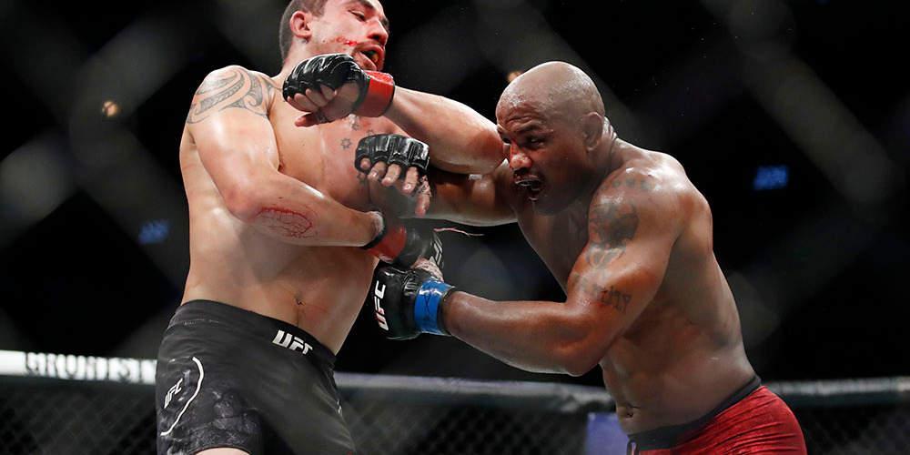 Ο σταρ του UFC Yoel Romero μπήκε στο Survivor με τους «διάσημους» [βίντεο]