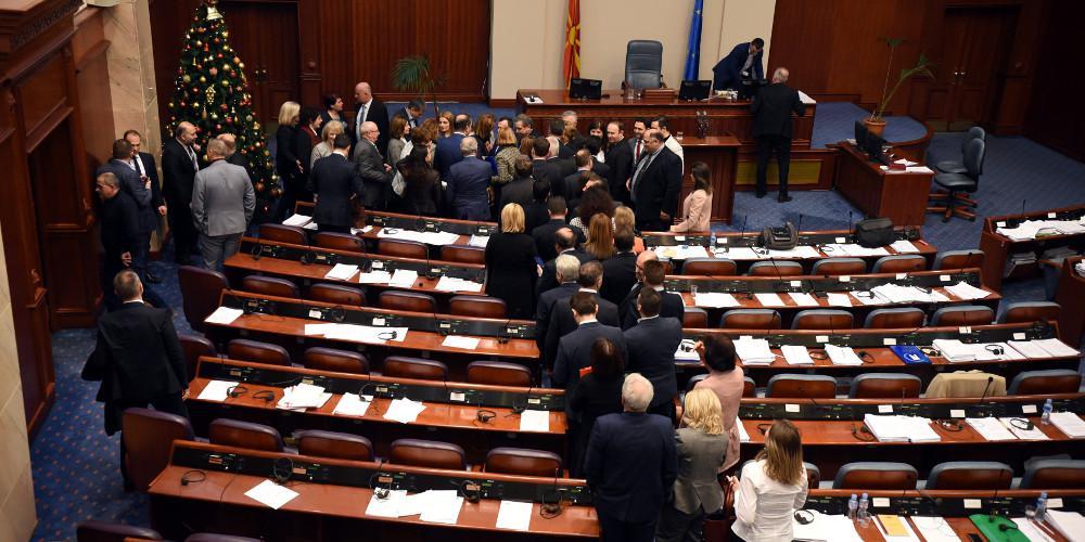 Δημοσιεύτηκε σε ΦΕΚ νόμος κύρωσης της συμφωνίας των Πρεσπών στα Σκόπια