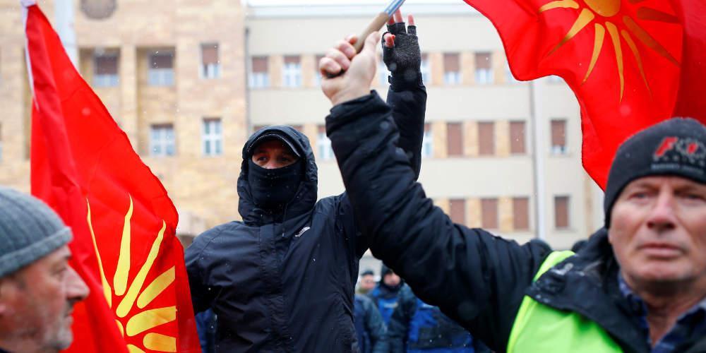 Στην τελική ευθεία οι διαδικασίες για τη συνταγματική αναθεώρηση στα Σκόπια