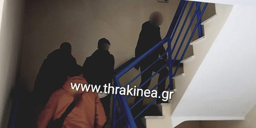 Στον εισαγγελέα ο Έλληνας στρατιωτικός και ο Αγγλος που συνελήφθησαν στον Έβρο