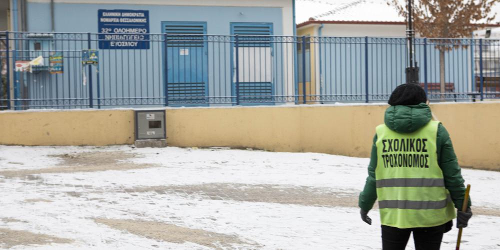 Πρόγνωση καιρού: Η «Χιόνη» πλήττει τη χώρα – Χιόνια, καταιγίδες και ισχυροί άνεμοι
