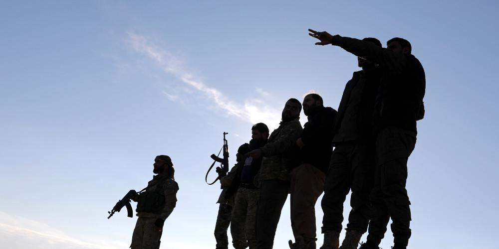 Ο Τραμπ τα «γυρίζει»: Διατηρεί 1.000 στρατιώτες στην Συρία