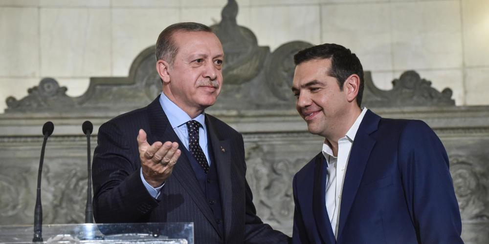 Ο Τσίπρας στην Αγιά Σοφιά την Τετάρτη - Όλο το πρόγραμμα της επίσκεψης στην Τουρκία