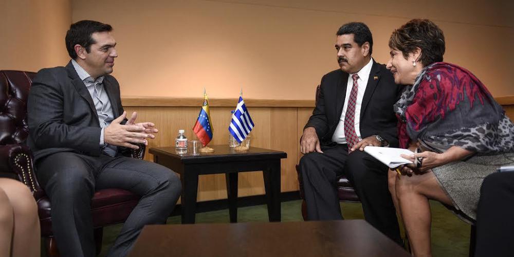 ΝΔ: Προσπάθησε να συγκαλύψει ο Τσίπρας το σεξουαλικό σκάνδαλο στη πρεσβεία της Βενεζουέλας;