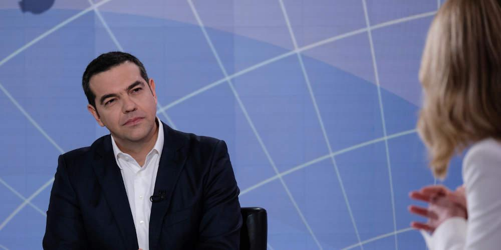 Συνέντευξη Τσίπρα: Από την κυβέρνηση ανοχής στις πρόωρες κάλπες