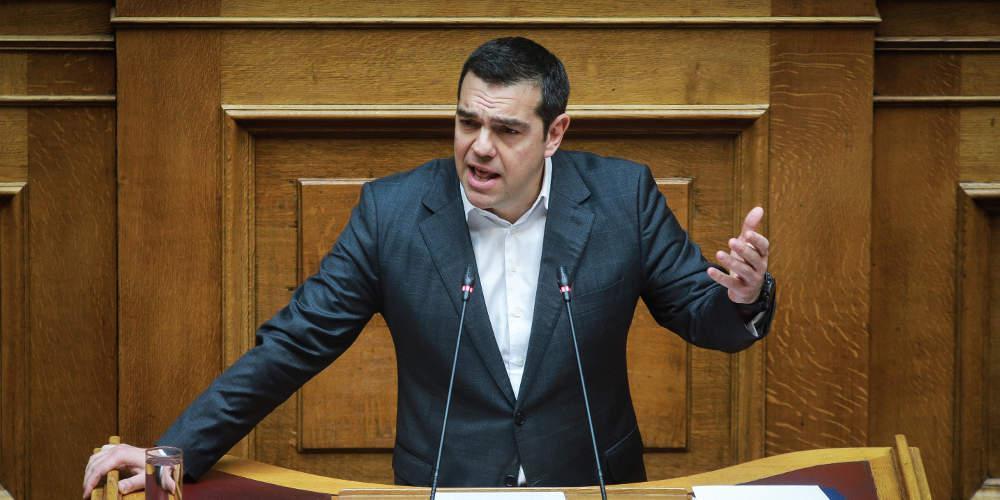 Τσίπρας στην ΚΟ ΣΥΡΙΖΑ: Θα ψηφίσουμε τον Κώστα Τασούλα για πρόεδρο της Βουλής