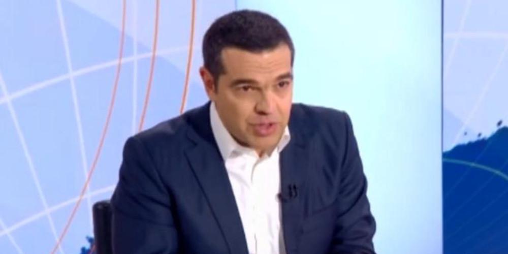 Δείτε liveτην συνέντευξη του Αλέξη Τσίπρα στο Star