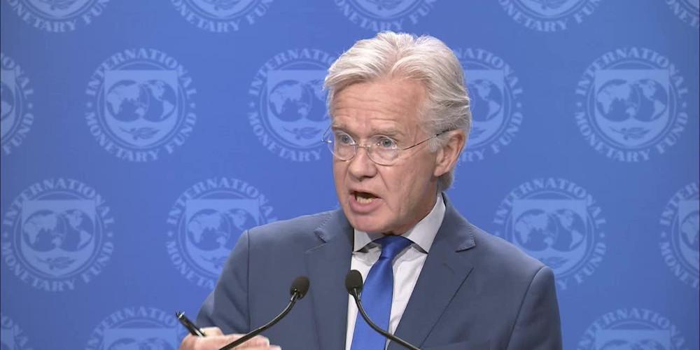Ράις: Απόφαση της Ελλάδας και της ΕΕ η πρόωρη αποπληρωμή του ΔΝΤ