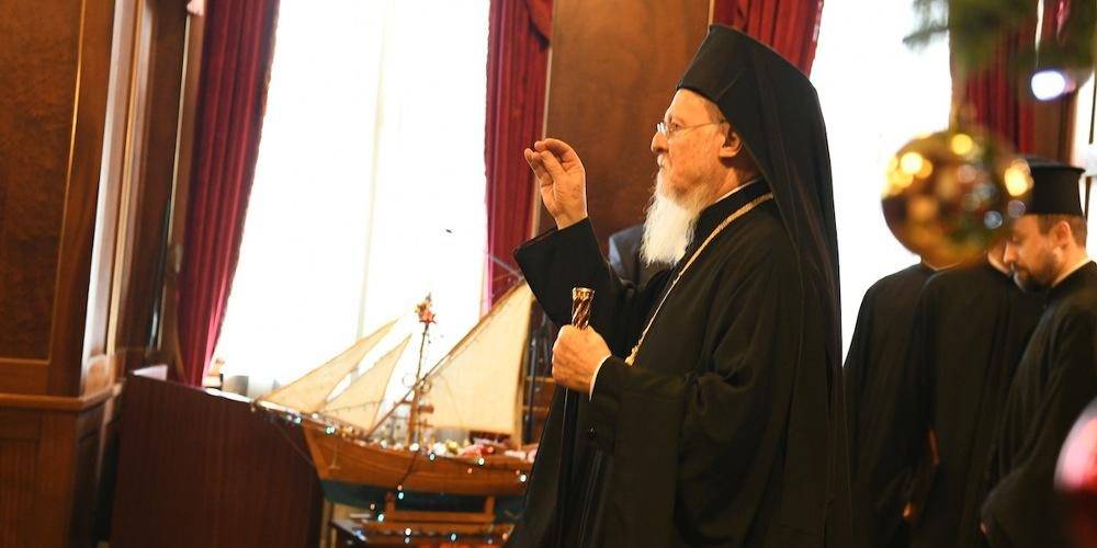 Υπέρμαχος της ελληνοτουρκικής φιλίας ο Οικουμενικός Πατριάρχης Βαρθολομαίος