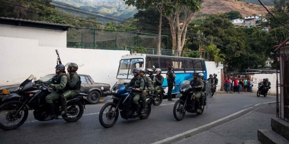 Συνελήφθη Αμερικανός δημοσιογράφος στην Βενεζουέλα