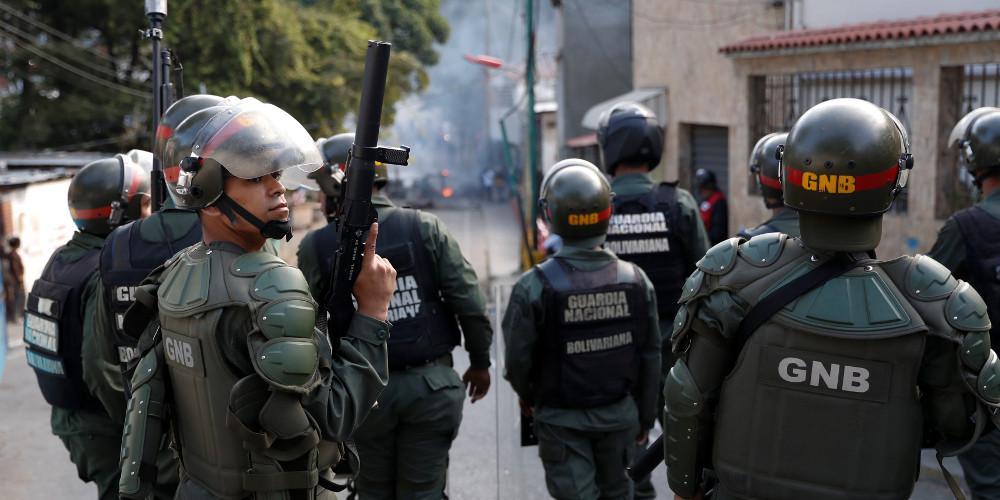 Περισσότερες από 2.000 συλλήψεις για πολιτικούς λόγους στην Βενεζουέλα
