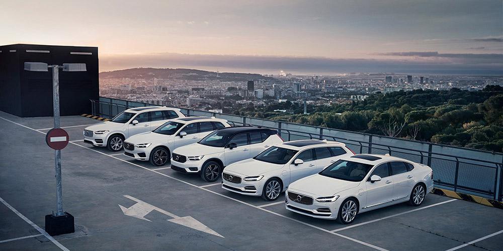 Ρεκόρ πωλήσεων για τη Volvo το 2018