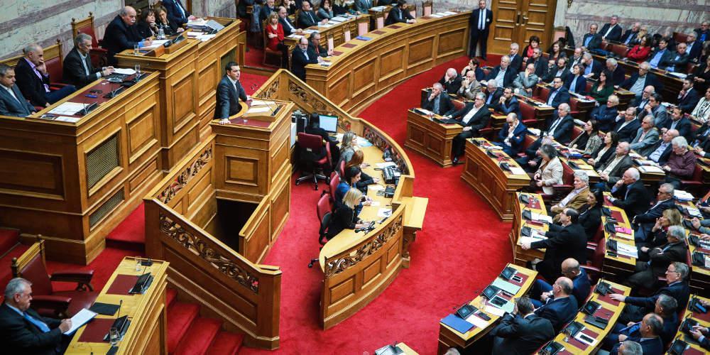 Σήμερα Πέμπτη η πρώτη ψηφοφορία για τη Συνταγματική Αναθεώρηση… επιθεώρηση της κυβέρνησης