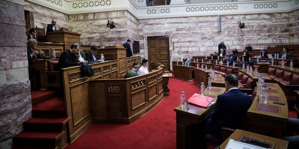Την Πέμπτη στη Βουλή το πρωτόκολλο εισδοχής των Σκοπίων στο ΝΑΤΟ