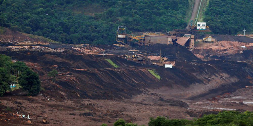 Στους 134 οι νεκροί από την κατάρρευση ενός φράγματος στην Βραζιλία