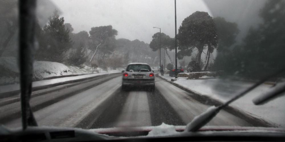 Πρόγνωση καιρού: Η «Ζηνοβία» φέρνει πολικές θερμοκρασίες και χιόνια την Παρασκευή