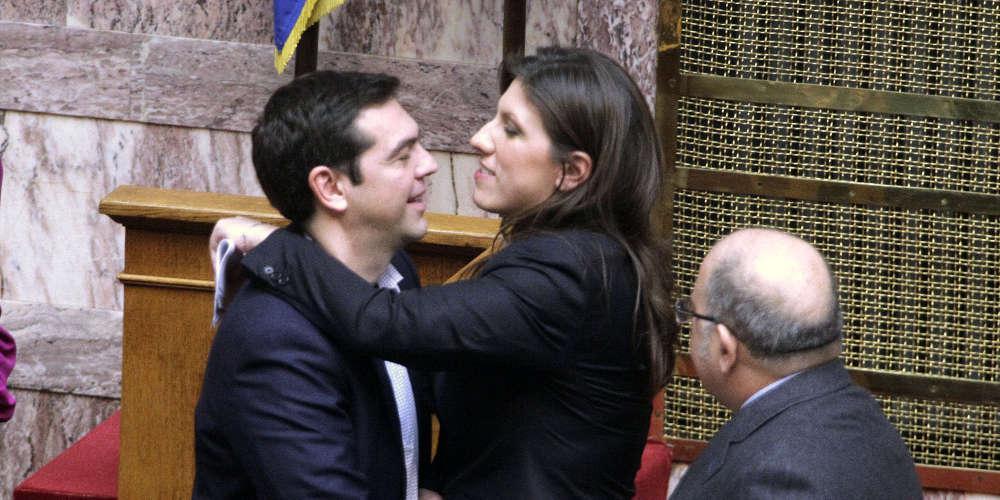 Κωνσταντοπούλου σε Τσίπρα: Ασε τον Μητσοτάκη, σε προκαλώ εγώ σε ντιμπέιτ!