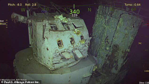 Βρέθηκε το ναυάγιο το USS Hornet ιστορικού αεροπλανοφόρου του Β' ΠΠ [εικόνες]