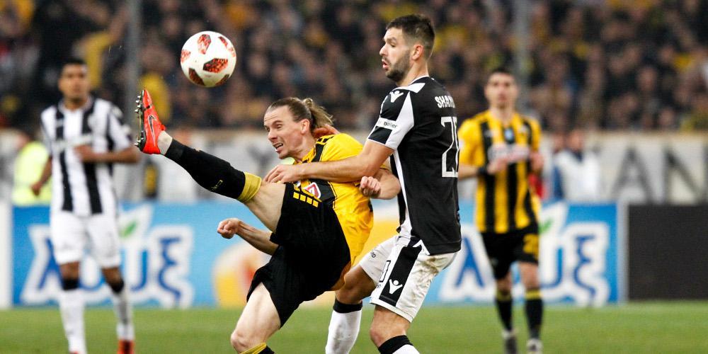Ισοπαλία στο ντέρμπι ΑΕΚ-ΠΑΟΚ και νέο ενδιαφέρον στο πρωτάθλημα