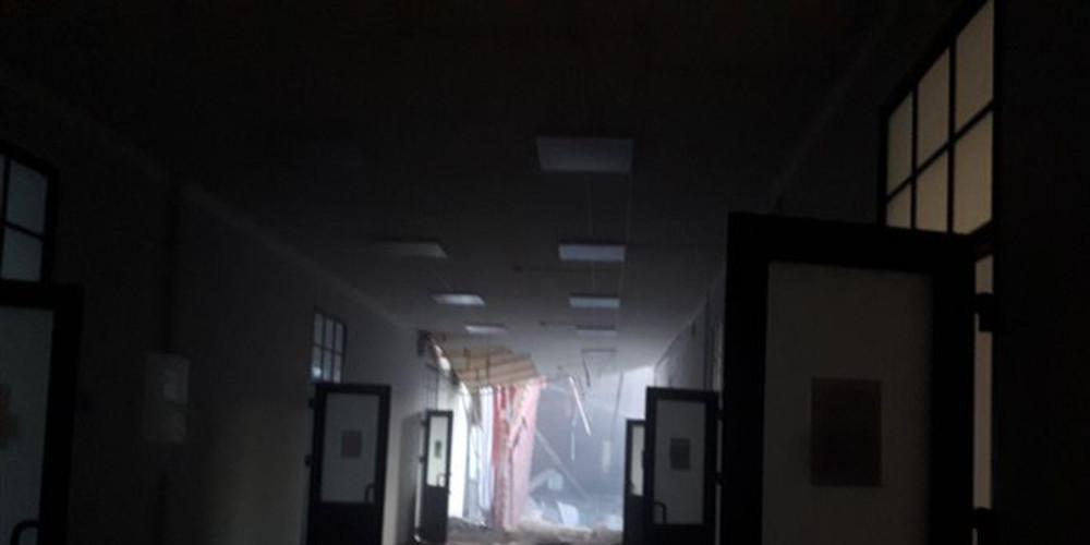 Λήξη συναγερμού στη Ρωσία - Δεν υπάρχουν εγκλωβισμένοι μετά την κατάρρευση τοίχων σε Πανεπιστήμιο