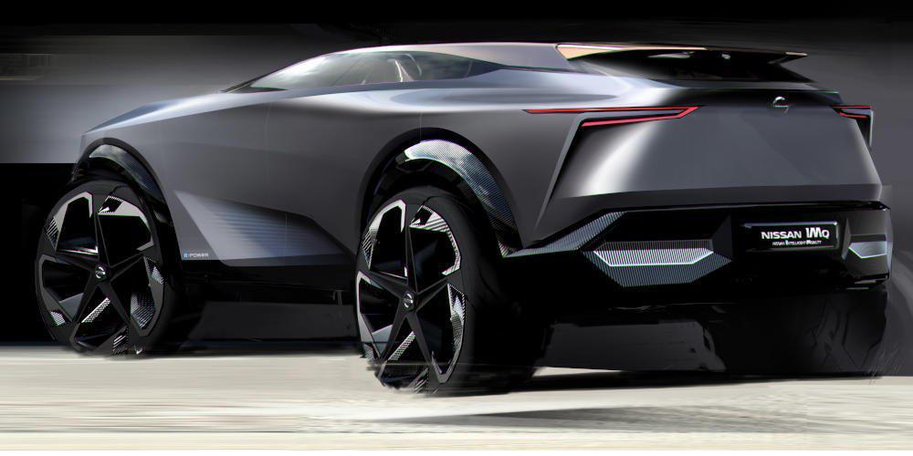 Η Nissan θα αποκαλύψει το IMQ concept στη Γενεύη