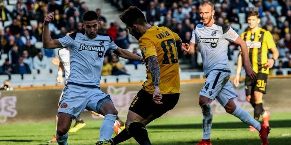 Με κορυφαίο τον Αλμπάνη η ΑΕΚ νίκησε με 1-0 τον ΟΦΗ