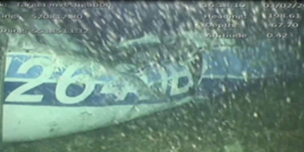 Τραγωδία: Ανασύρθηκε πτώμα από τα συντρίμμια του μοιραίου αεροσκάφους που επέβαινε ο Σάλα
